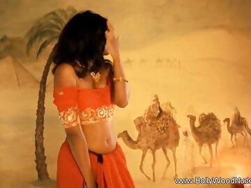 Mesmerizing Lover Foreigner Exotic India